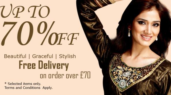 9500254dd1 Indian Designer Clothes | Sale Ladies Clothes | Buy Salwar Kameez Online